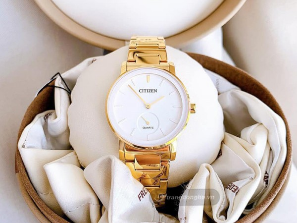 Lý do đồng hồ Citizen mạ vàng lại được yêu thích