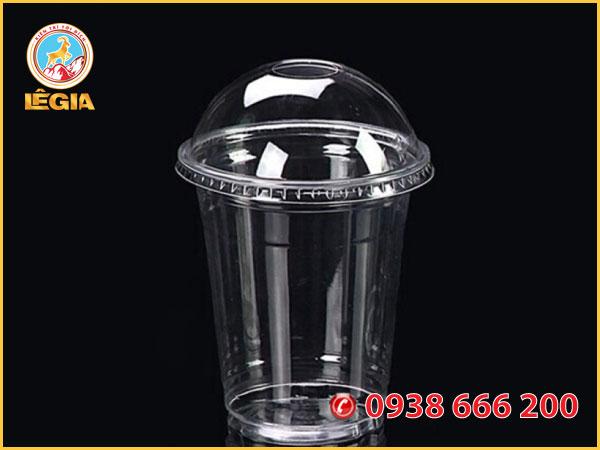 Ly Nắp Cầu 350ml - Cup Cover 350ml - Ly đựng trà sữa