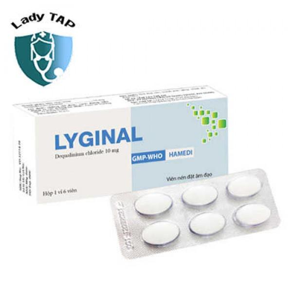 Lyginal - Thuốc đặt điều trị viêm phụ khoa số 1 Việt Nam