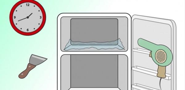 Mách bạn cách rã đông tủ lạnh nhanh nhất