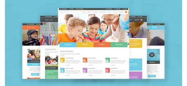 Mách bạn cách thiết kế giao diện website giáo dục đẹp mắt, chuyên nghiệp