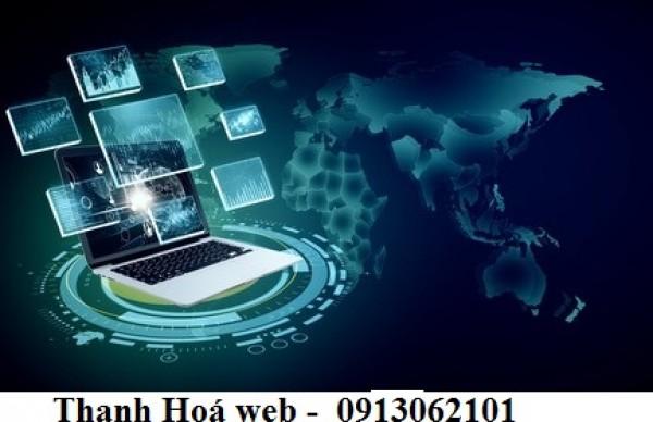 Mách bạn cty thiết kế web uy tín nhất Thanh Hoá web