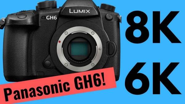 Mách bạn những thông tin mới nhất được rò rỉ về máy ảnh Panasonic GH6