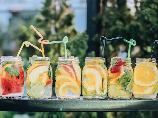 Mách bạn thức uống vừa giảm cân vừa thanh lọc cơ thể