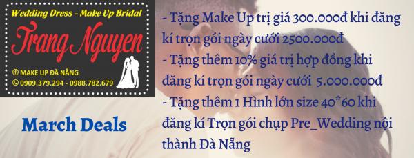 make up đà nẵng - Trọn gói cưới hỏi cho người thu nhập thấp