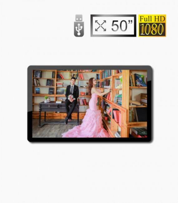 Màn hình quảng cáo kĩ thuật số LCD 50 inch