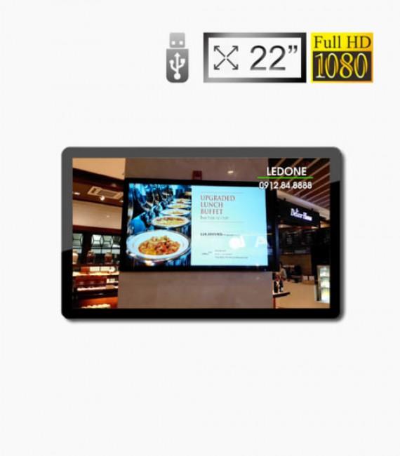 Màn hình quảng cáo treo tường 22inch