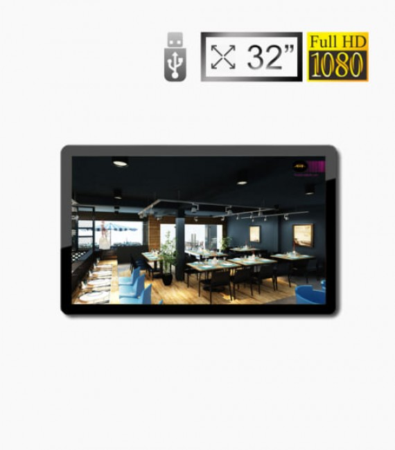 Màn hình quảng cáo treo tường LCD 32 inch
