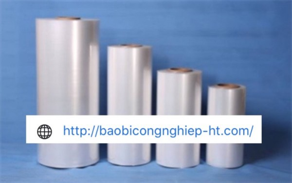Màng co túi POF, PVC, PE | Máy bọc màng co – 0972 998 132