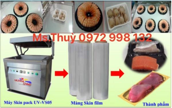 Màng skin film | Màng co bọc thủy sản | Cty Hưng Thịnh – 0972 998 132