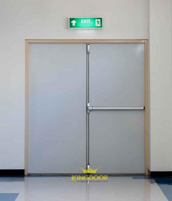 Mẫu cửa chống cháy đẹp - chất lượng - phổ biến nhất hiện nay