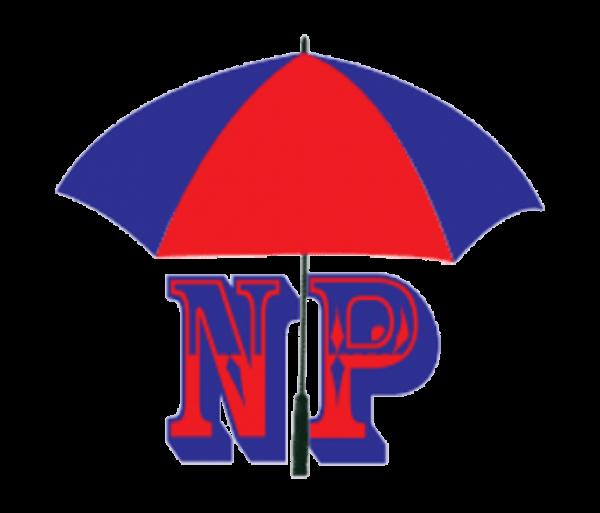 Mẫu ô dù in logo làm quà tặng khách hàng