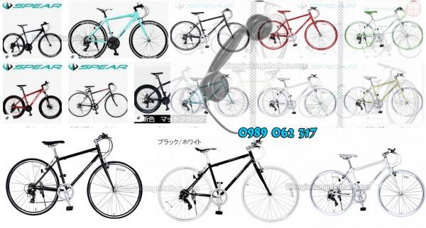 Mẫu Xe đạp Nhật bãi hiệu Spear bền đẹp Giá Tốt nhất tại Hải Phòng