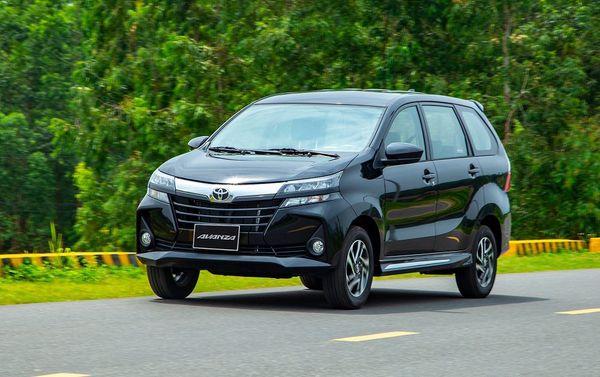 Cải tiến mới từ dòng Toyota Avanza Đà Nẵng