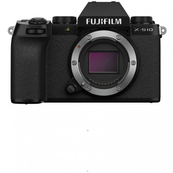Máy ảnh Fujifilm X-S10 nhiều thông tin mới