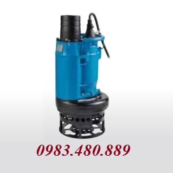 máy bơm chìm nước thải Tsurumi KRS822, bán máy bơm chìm 22kw