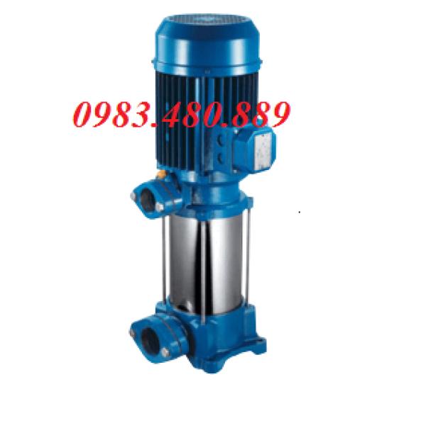 Máy bơm nước tăng áp Matra U7V 550/10T, Máy bơm tăng áp Matra,máy bơm trục đứng 3 pha