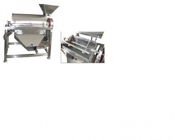 Máy chà quả tách hạt, máy chà quả mãng cầu, máy chà quả chanh dây, máy chà quả tự động