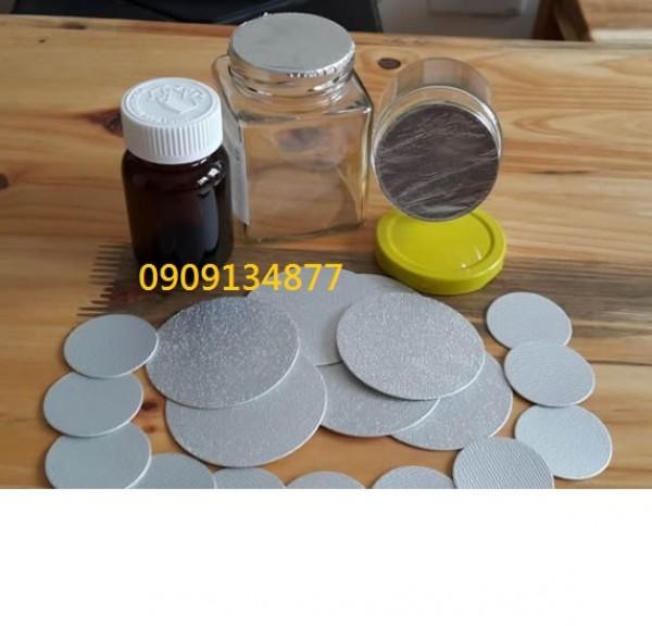 máy dán màng seal hủ hạt điều, máy dán màng nhôm hủ chao, tương ớt, màng nhôm, màng seal giá rẻ