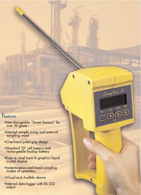 Máy đo khí hun trùng