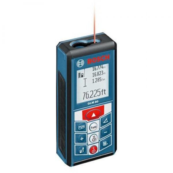 Máy đo khoảng cách Laser 80m Bosch GLM 80