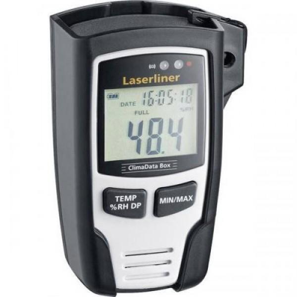 Máy ghi dữ liệu nhiệt độ và độ ẩm Laserliner 082.031A Đức chính hãng