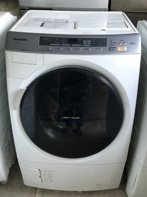 Máy giặt 9kg Panasonic NA-VX310 đẹp long lanh date 2013