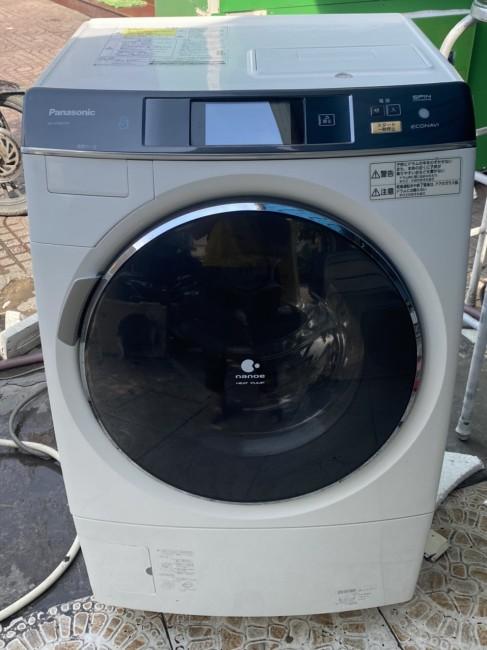 Máy giặt cảm ứng Panasonic NA-VX820SR date 2013 giặt 9kg sấy 6kg