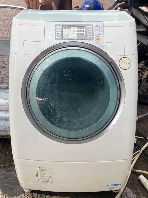 Máy giặt cũ National NA-V81 (giặt 8kg, sấy 6kg)