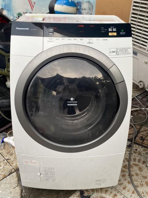 Máy giặt cũ Nhật PANASONIC VR5600 ( 9KG,có sấy) date 2010 được ưa thích nhất