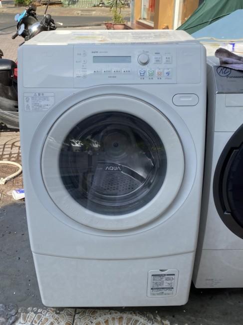 Máy giặt cũ SANYO AWD-AQ3000 giặt 9kg sấy 6kg giá rẻ