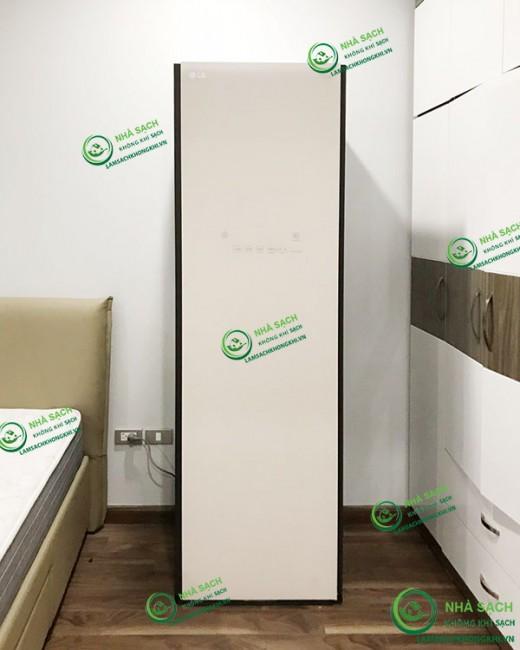 Máy giặt hấp sấy LG Styler S5BOC 2021