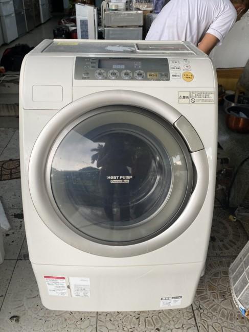 Máy giặt Panasonic NA-VR2500 date 2008 có nước nóng