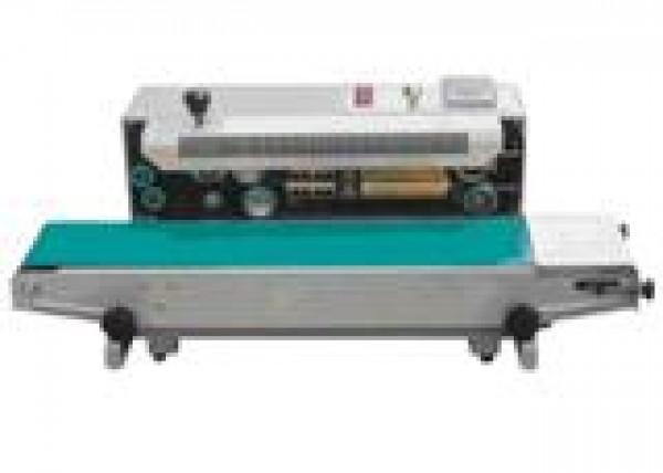 Máy hàn mép bao cafe liên tục, máy ép túi nhôm, máy hàn mép bao mỹ phẩm, máy hàn bao liên tục FR900