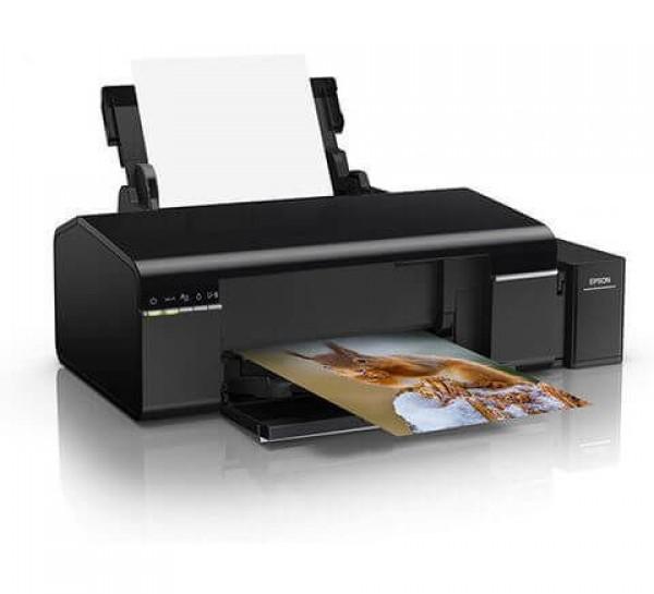 Máy in ảnh thẻ chất lượng khổ A4 Epson L805