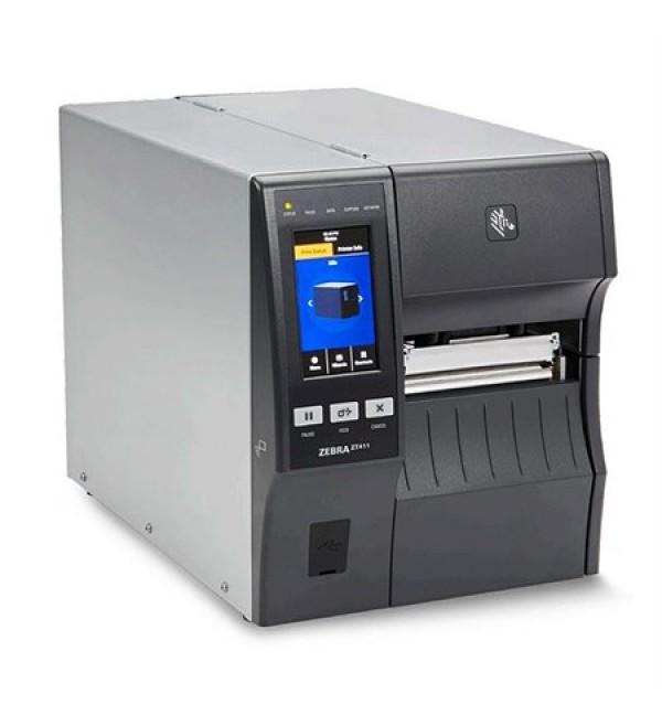 Máy in mã vạch Zebra ZT411, máy in mã vạch công nghiệp