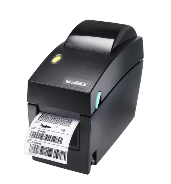 Máy in tem nhãn hóa đơn Godex DT2x, máy in tem mã vạch giá rẻ