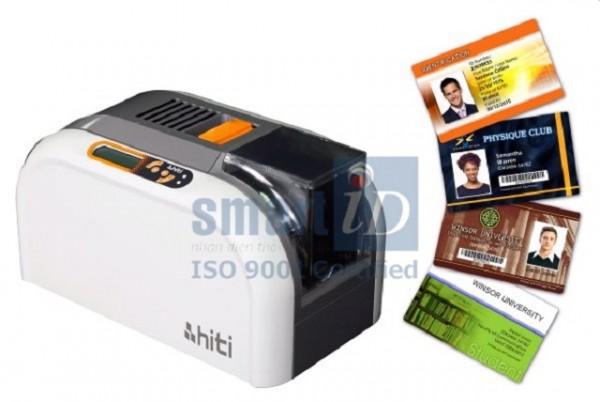 Máy in thẻ nhựa trực tiếp Hiti CS200E