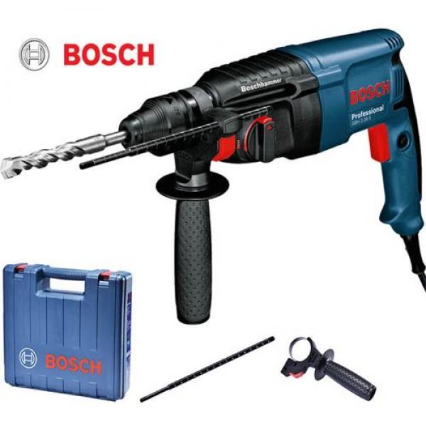 Máy khoan búa Bosch GBH 2-26 E chính hãng giá tốt