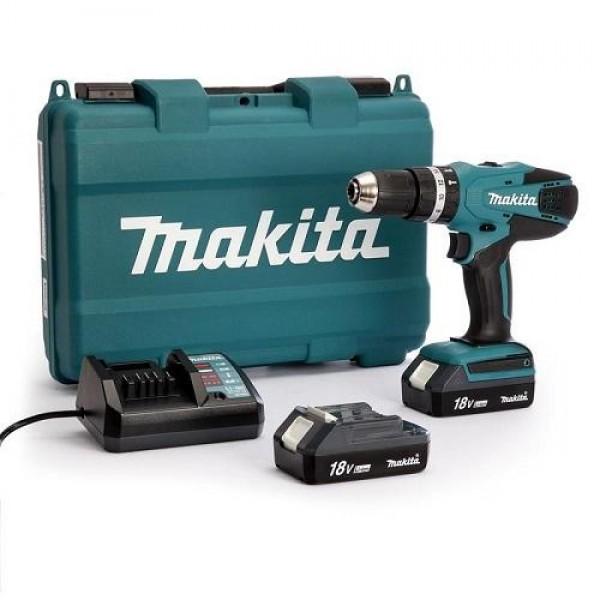 Máy khoan pin Makita HP332DZ 10.8V chính hãng