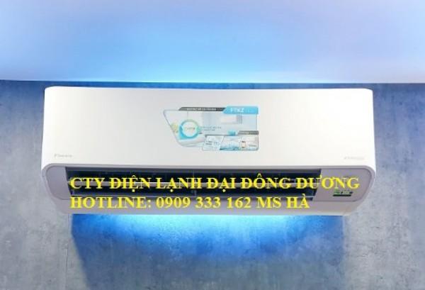 Máy lạnh Daikin mang lại sự thoải mái dễ chịu cho người dùng