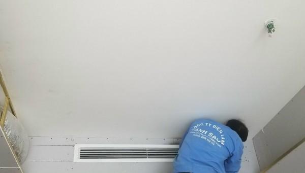 Máy lạnh giấu trần nối ống gió Daikin - Công Ty Ánh Sao