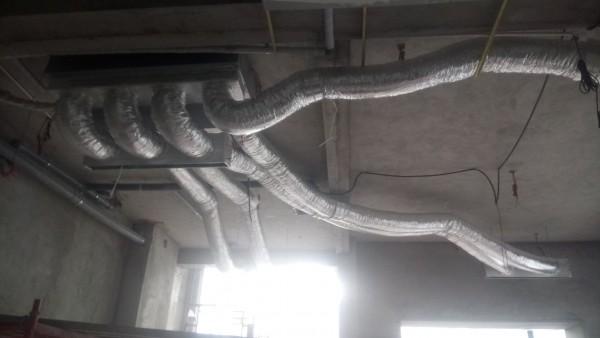 Máy lạnh giấu trần nối ống gió Daikin FDR05NY1/RUR05NY1 Gas R410a- Công suất 5 ngựa – 5HP