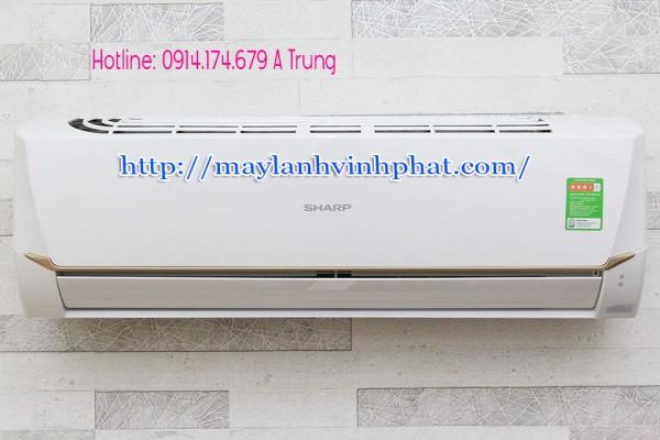 Máy lạnh Sharp – Máy lạnh treo tường Sharp hàng chính hãng – bảo hành tốt