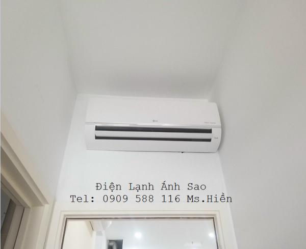 Máy lạnh treo tường LG Inverter Tiết kiệm điện năng