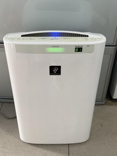 Máy lọc không khí + bù ẩm Sharp KC-Z40 bảo vệ tốt cho sức khỏe