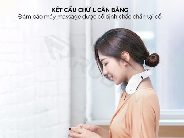 Máy massage cổ Xiaomi Jeeback G2 - Máy massage cổ xung điện Xiaomi Jeeback G2