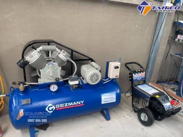 Máy nén khí chuyên dùng Gezmany GZ600 7,5 HP