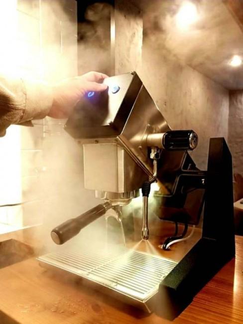 máy pha cà phê giá vừa phải