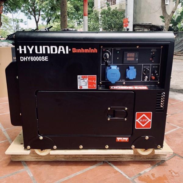 Máy phát điện Hyundai 5KW